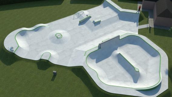 Market Drayton Skatepark