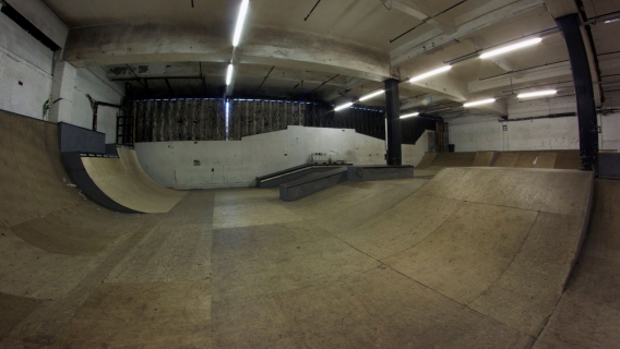 Harby Mini Ramp
