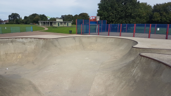 Biggin Hill Bowl