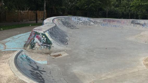 Bloblands Skatepark (West Norwood)