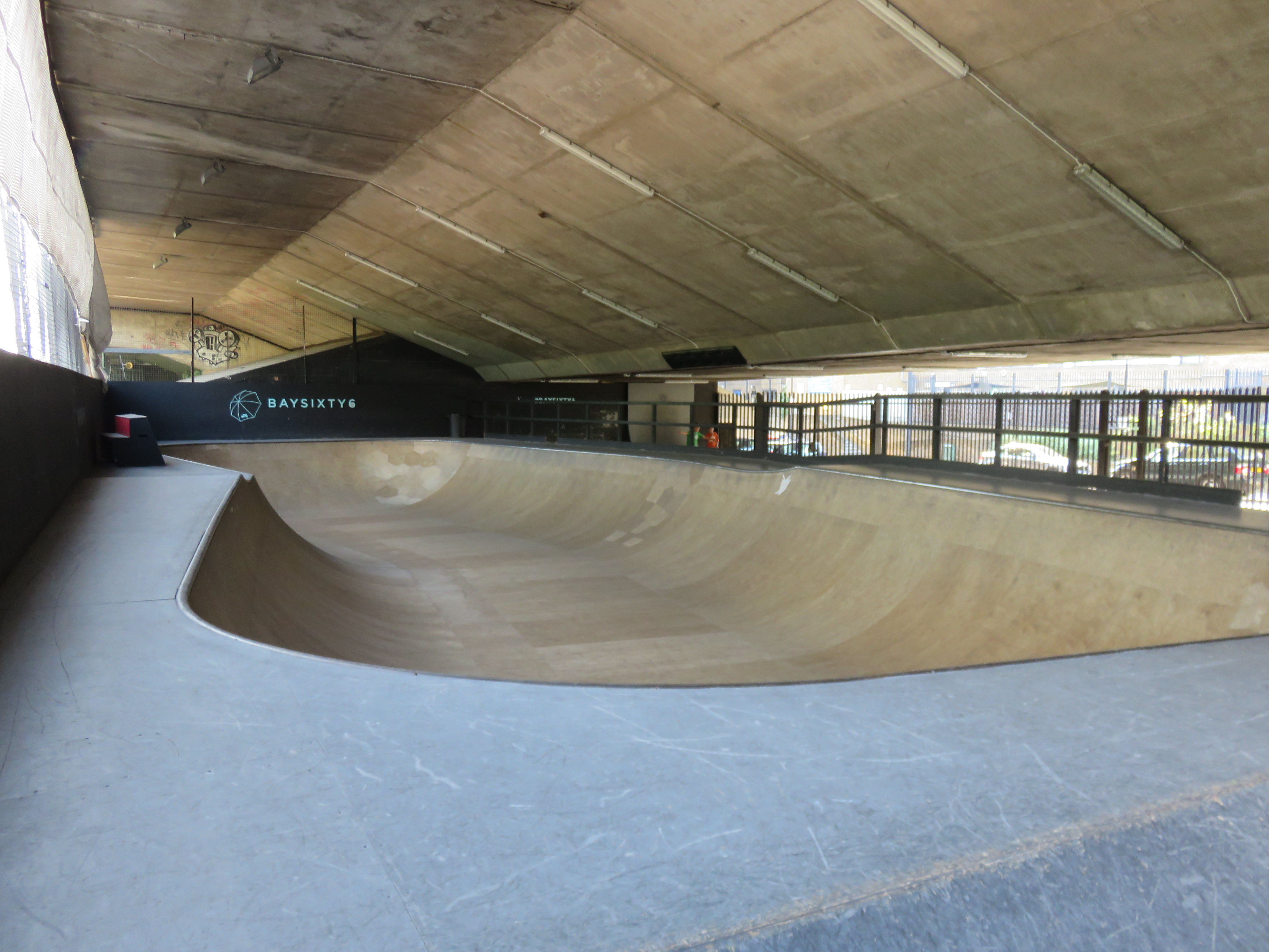 Guide to BaySixty6 Skatepark 9ea94f22a799