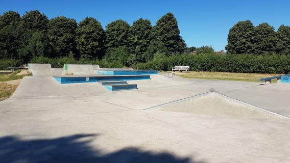Cann Hall Skatepark