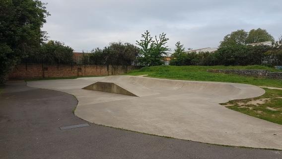 Whittington Park Skatepark