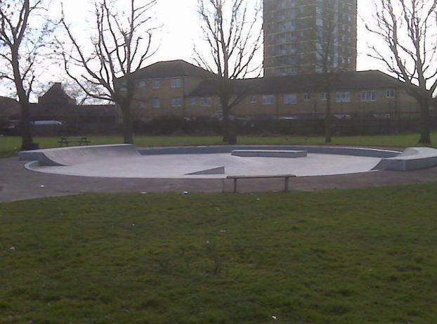Albany Park Skatepark Guide To Enfield S Albany Park