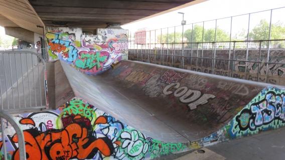 Royal Oak (Meanwhile 2) Skatepark