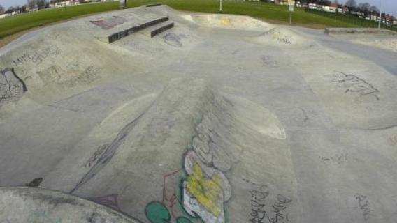 Barking Better Extreme Skatepark