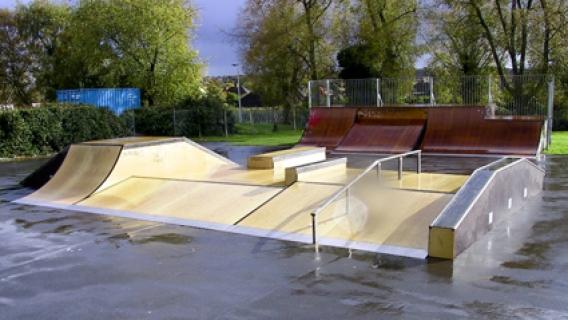 Topsham Skatepark