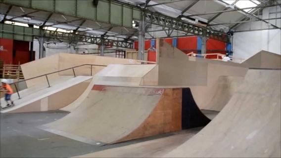 Perry Barr Skatepark