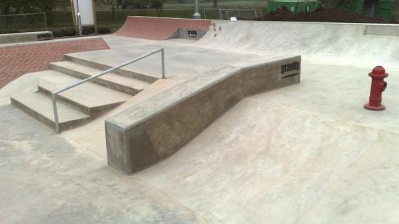 Seaton Skatepark