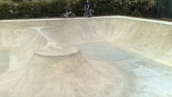 Bracebridge Heath Skatepark