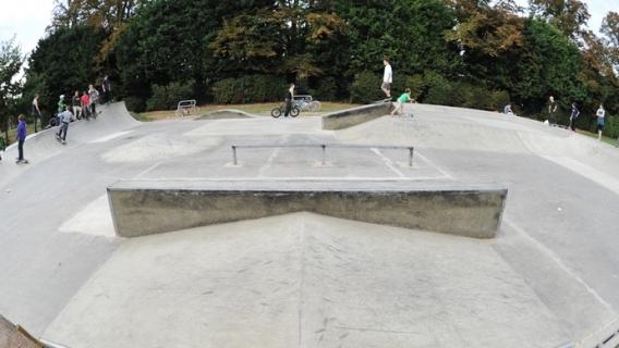 Chesterton Recreation Ground Skatepark