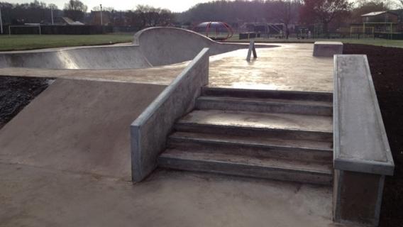 Donnington Skatepark
