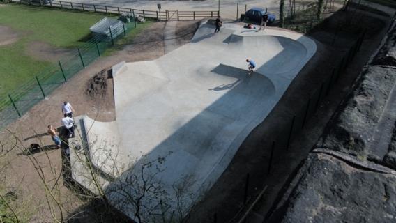 Lime Wood Fields Skatepark (Chester)
