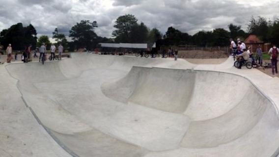 Brentwood Skatepark