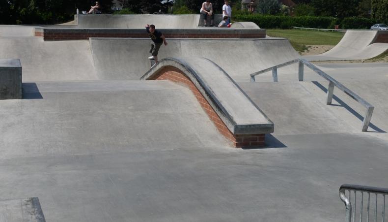Guide To Sol Joel Skatepark Earley