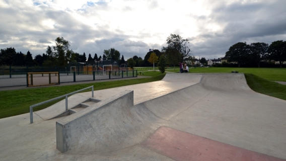 Desborough Park Skatepark (Maidenhead)