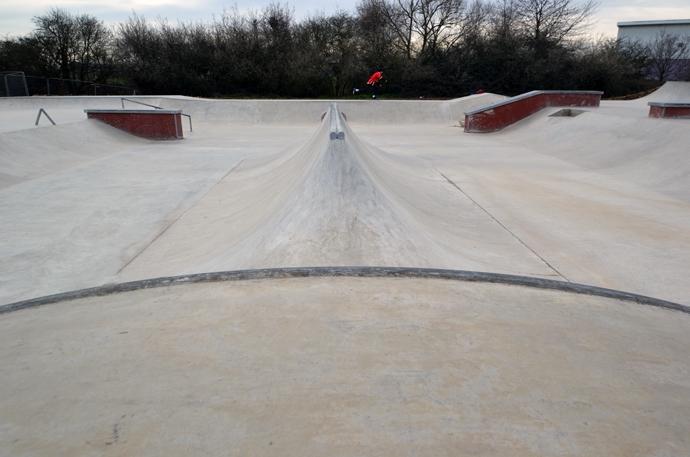 Guide To Harold Hill Skatepark
