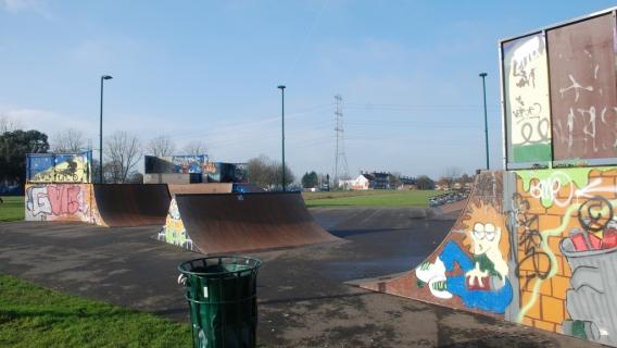 Wallington Skatepark