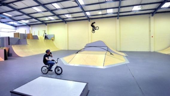Heathgate Skatepark