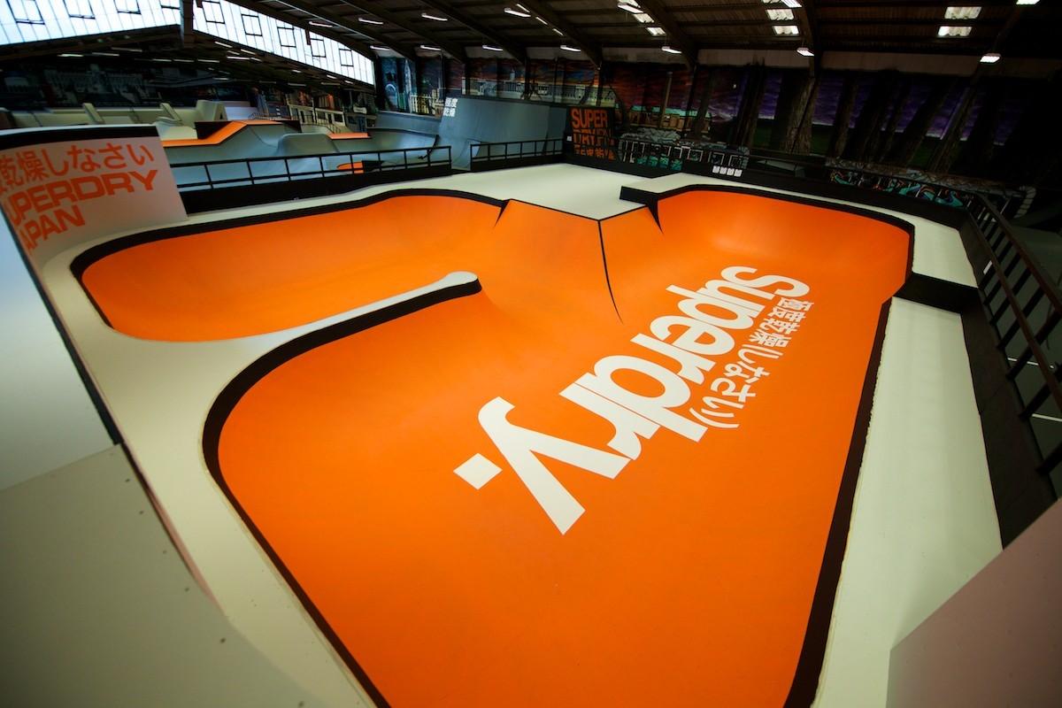 Guide to rush skatepark