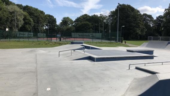 Abbots Langley Skatepark