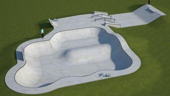Ashington skatepark