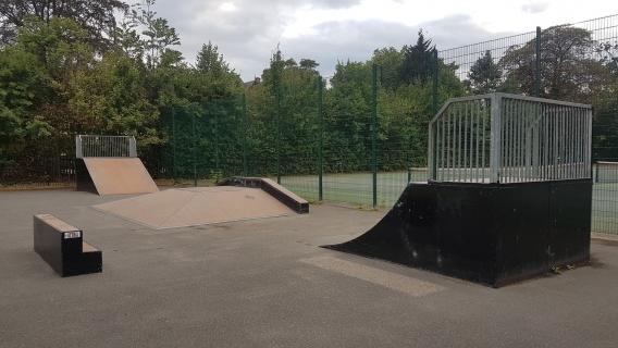 Belair Park Skatepark (Dulwich)