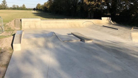 Burwell Skatepark