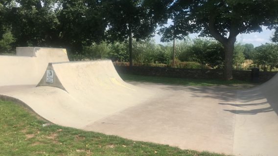 Bell Fields Skatepark