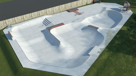 Tisbury Skatepark