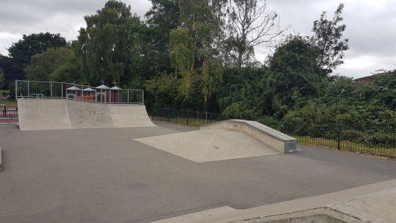 Braunston Skatepark