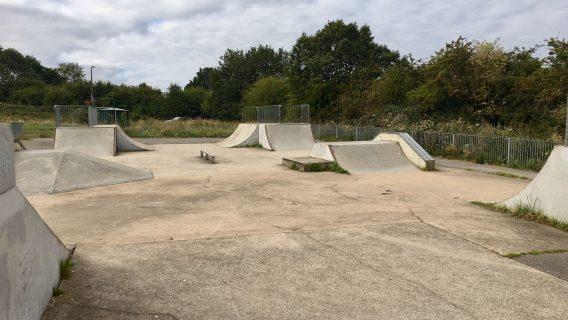Parson Cross Skatepark
