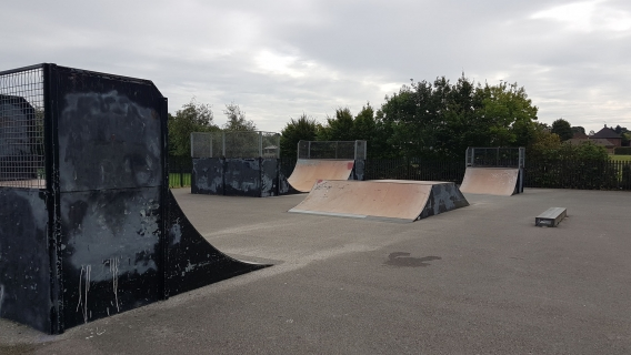 Everton Park Skatepark (Liverpool)