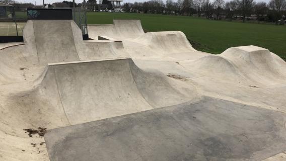 Haddenham Skatepark
