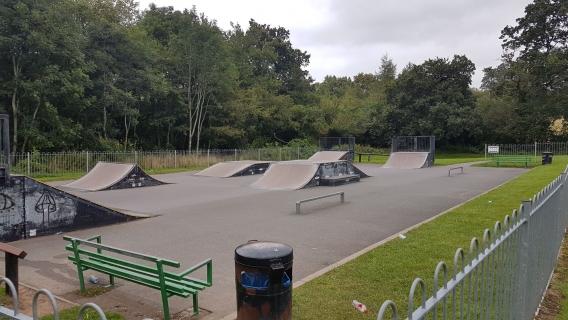 Morton Stanley Skatepark (Redditch)