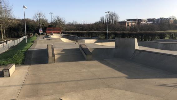 One Minet Skatepark (Saffron Walden)