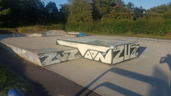 Fry's Hill Park Skatepark