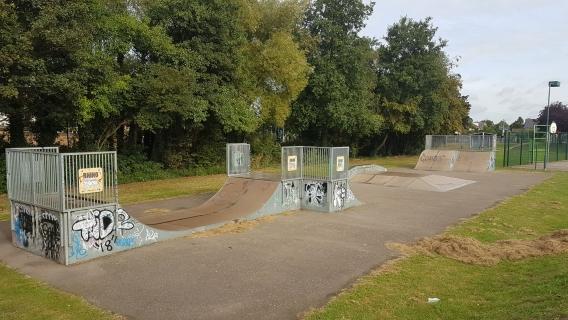 Waltham Cross Skatepark