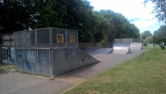 Burstow Skatepark