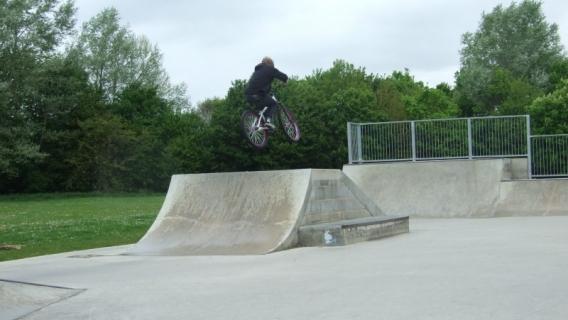 Eynsham Skatepark