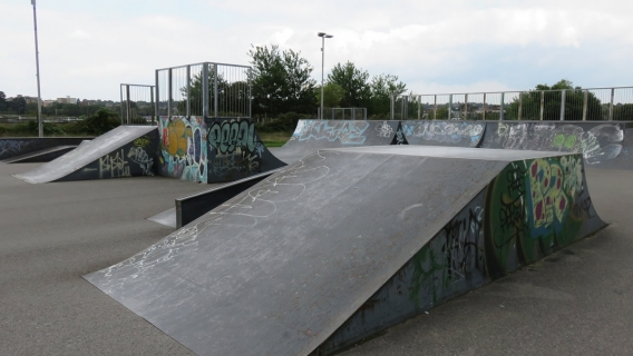 Bovington Camp Skatepark