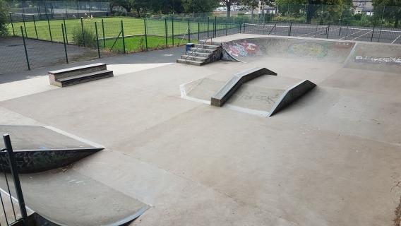 Morpeth Skatepark