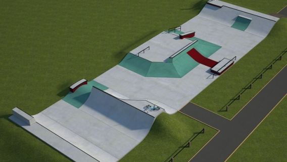 King George Skatepark (Castleford)