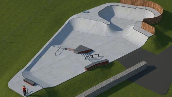 Lerwick Skatepark