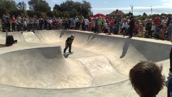 Angmering Skatepark