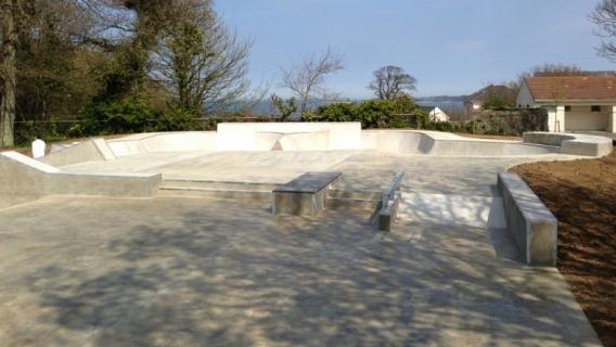Guernsey Skatepark