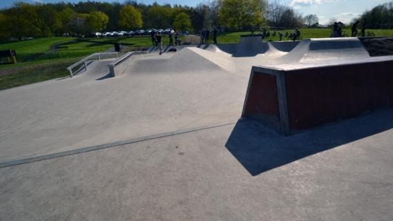 Barnsley (Hoyle Mill) Skatepark