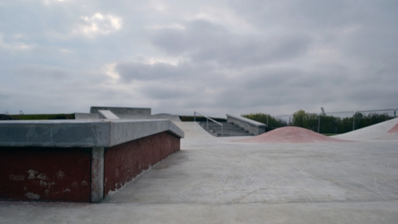 Blackburn Skatepark