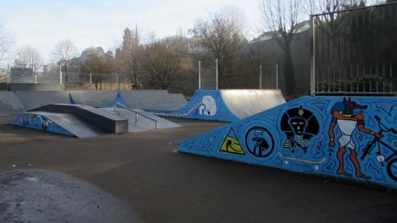 Ross on Wye Skatepark