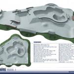 Henley Skatepark Blueprints